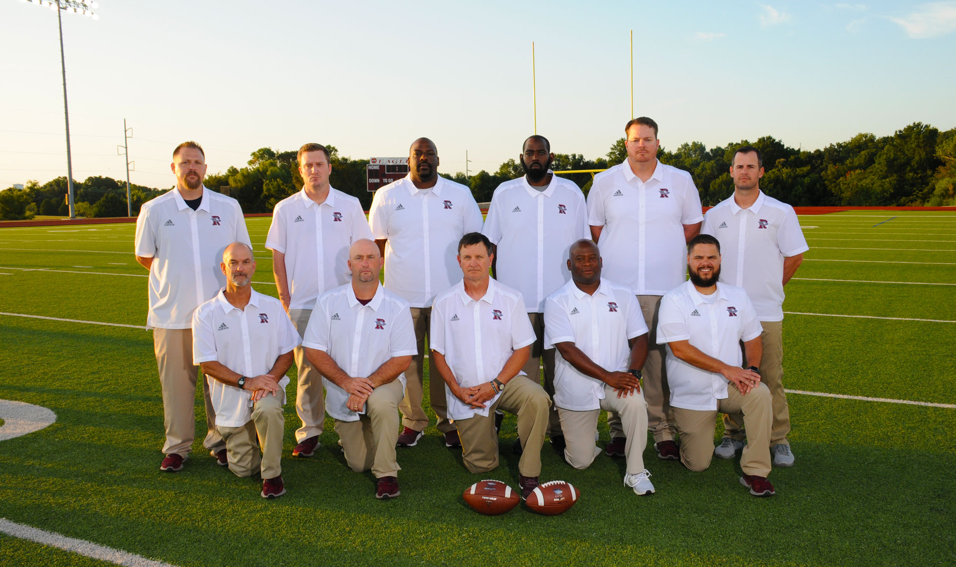 RHS Football Coaching Staff